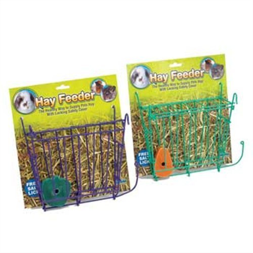 Ware Hay Feeder W Free Salt Ware Manufacturing Hay Feeder With Free Salt Lick
