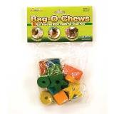 Ware Bag O Chews Wd Chews 12pc Bag O Chews Small 12pc