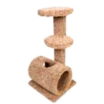 Ware Kitty Perch And Tunnel Ware Kitty Perch & Tunnel 19.8x18.8x39.8