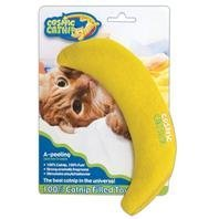 Cosmic Cat Banana A Peeling Catnip Filled Banana