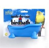 Jw Bird Bath Inside The Cage Jw Pet Company Insight Inside The Cage Bird Bath Bird Accessory (colors May Vary) *jw Bird Bath Inside The Cage