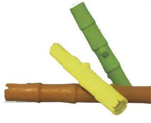 Jw Dog Lucky Bamboo Stick Sm Jw Pet Company Lucky Bamboo Stick Rubber Dog Toy Small Colors Vary