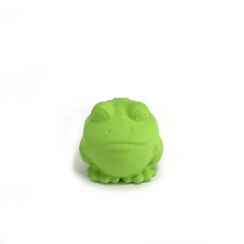 Jw Dog Darwin The Frog Sm Jw Pet Company Darwin The Frog Dog Toy Small (colors Vary)