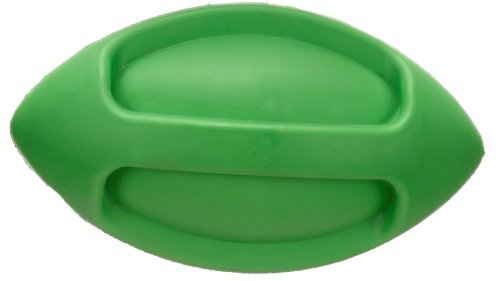 Jw Isqueak Funble Football Lg Jw Pet Company Isqueak Funble Football Dog Toy Large (colors Vary)