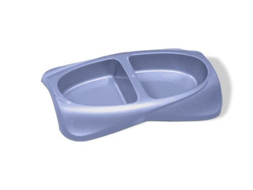 Van Dish Dd1 Sm Double Diner Pureness Lightweight Small Double Dish 16 Ounce Per Side