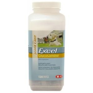 Excel Glucosamine 120ct United Pet Group Eio D C Glucosamine For Dogs 120 Count