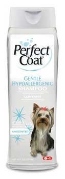 8in1 Perfect Coat Hypo 16oz Eight In One Products I610 Perfect Coat Hypoallergenic Shampoo 16 Oz