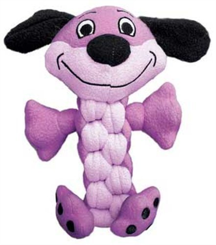Kong Pudge Braidz Dog Kong Pudge Braidz Dog Toy Medium Large
