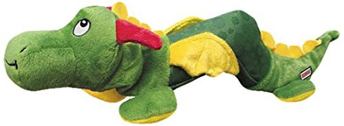 Kong Shaker Dragon Lg Xlg Kong Shakers Stuffed Dragon Dog Toy Lg Xl