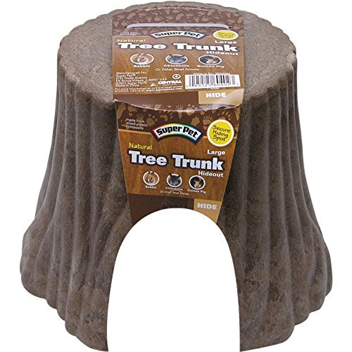 Spet Natural Stump Hideout Lg Natural Tree Stump Hideout Size Large