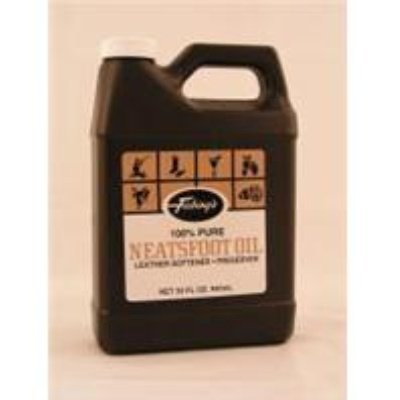 Equ Neatsfoot Oil Pure 1pt 100% Pure Neatsfoot Oil Size 1 Pint