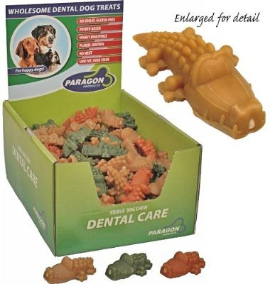 Whimzees Alligator Small Paragon Whimzees Alligator Dental Treat For Pets Small 100 Count