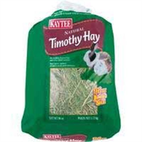 Kt Timothy Hay 96oz Kaytee Timothy Hay 96 Ounce Bags