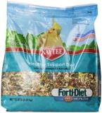Kaytee Forti Pro Tiel 5lb Kaytee Forti Diet Pro Health Food For Cockatiel 5 Pound