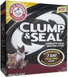 A&h Clump & Seal Multi 28lb Arm & Hammer Multi Cat Clump And Seal Clumping Litter 28 Pound