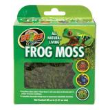Zoo Frog Moss Natural 80ci New Zealand Sphagnum Moss 80 Cu In