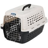 "Petmate Compass Kennel 19in Petmate Compass Plastic Kennel 19""l X 12.7""w X 11.5""h 5ct"