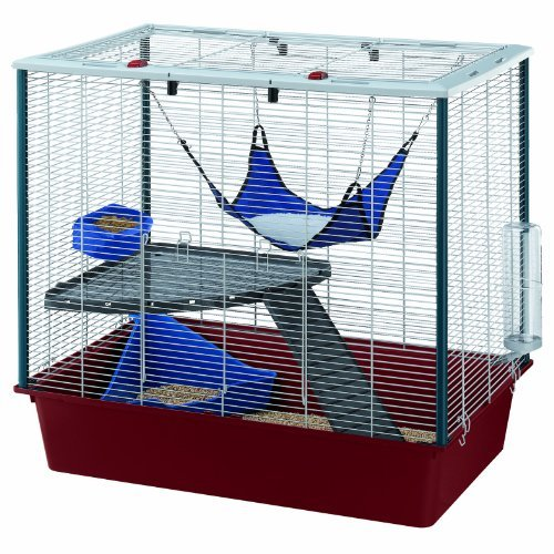Hag Cage Lw Ferret Habitat Living World Ferret Habitat