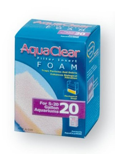 Aqua Clear 20 Foam Aquaclear 20 Foam