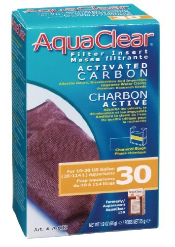 Aqua Clear 30 Actvtd Carbon Aquaclear 30 Activated Carbon 1.9 Ounce