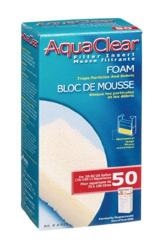 Aqua Clear 50 Foam Aquaclear 50 Foam