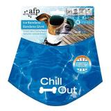 Afp Chill Out Ice Bandana Md All For Paws Chill Out Ice Bandana Khlendes Scarf For Dogs M