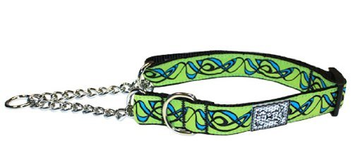 Rc Pet Products 1 Inch Training Martingale Collar Large Sorbet Smoke