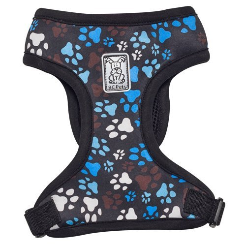 Rc Pet Products Cirque Soft Walking Dog Harness Xx Small Pitter Patter Chocolate