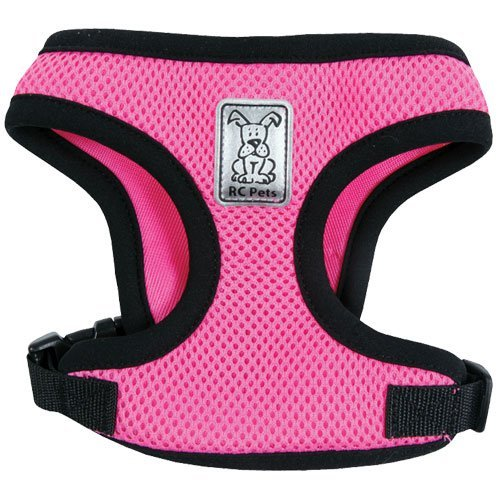 Rc Pet Cirque Harness Lg Pink Rc Pet Products Cirque Soft Walking Dog Harness Large Pink