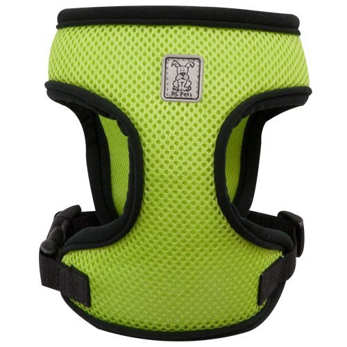 Rc Pet Products Cirque Soft Walking Dog Harness Large Lime