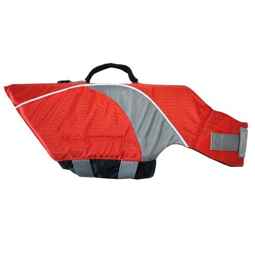 Canine Friendly Canine Lifejacket Medium Orange