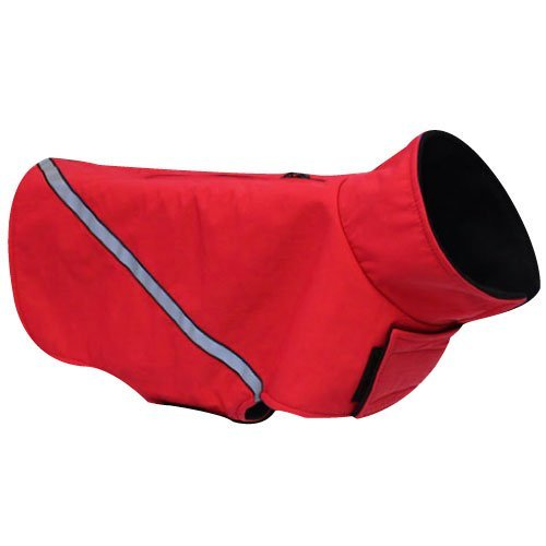 Rc Pet Products Whistler Zip Line Version 2.0 Dog Coat Size 10 Red