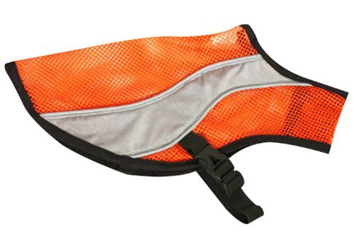 Canine Friendly High Visibility Dog Vest Small High Visibility Vest S