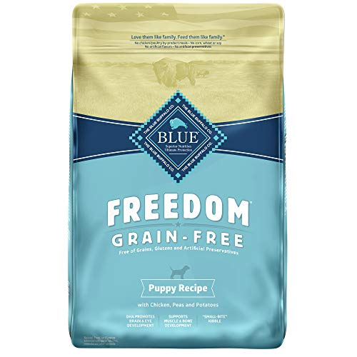 Blue Buffalo Freedom Chicken Grain Free Puppy Dog 11lb