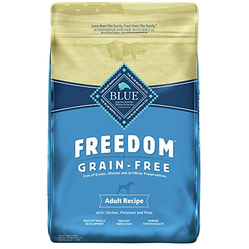 Blue Buffalo Freedom Grain Free Chicken Adult Dog 24lb