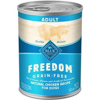 Blue Buffalo Freedom Grain Free Chicken Adult 12oz
