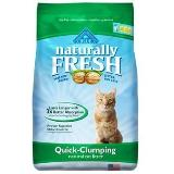 Blue Litter Clump 14lb Blue Buffalo Naturally Fresh Clumping Litter 14 Lb