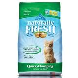 Blue Litter Clump 26lb Blue Buffalo Naturally Fresh Clumping Cat Litter 26 Lb Bag