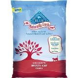 Blue Litter Multi Clump 14lb Blue Buffalo Naturally Fresh Multi Cat Clumping Cat Litter 14 Lb Bag
