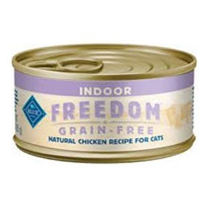 Blue Buffalo Freedom Grain Free Indoor Chicken 5.5oz