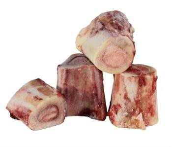 "Tuck Frozen Bison 2in 4ct Tucker's Bone Bison 2"" 4pk"