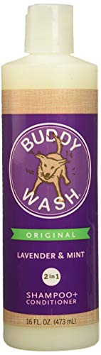 Cloud Buddy Wash Lavender 16oz Cloud Star's Buddy Wash Original Lavender & Mint 2 In 1 Shampoo + Conditioner 16 Ounce 3 Pack ! Value Pack!