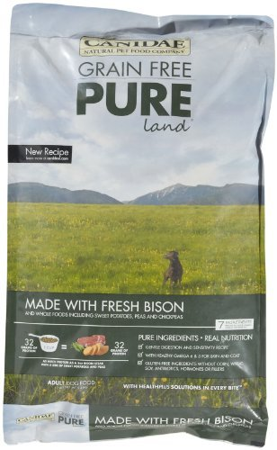 Canidae Grain Free Pure Bison 12lb