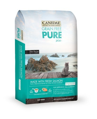 Canidae Grain Free Pure Cat Salmon 15lb