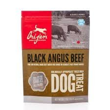 Orijen Dog Fzd Treat Beef 2oz Orijen Black Angus Beef Freeze Dried Dog Treats 2oz.
