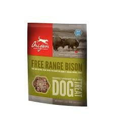 Orijen Dog Fzd Treat Bison 2oz Orijen Alberta Bison Freeze Dried Dog Treats 2oz.