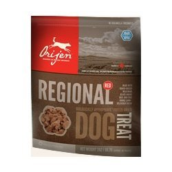 Orijen Dog Fzd Trt Reg Red 2oz Orijen Regional Red Freeze Dried Dog Treats 2oz.