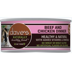 Dave's Naturally Healthy Beef & Chicken 5.5oz