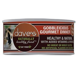 Dave's Naturally Healthy Gobbleicious Gourmet 5.5oz