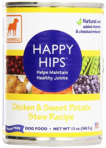 Dogswell Happy Hips Chicken & Sweet Potato 12.5oz